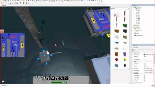 How to use a motor in ROBLOX Studio