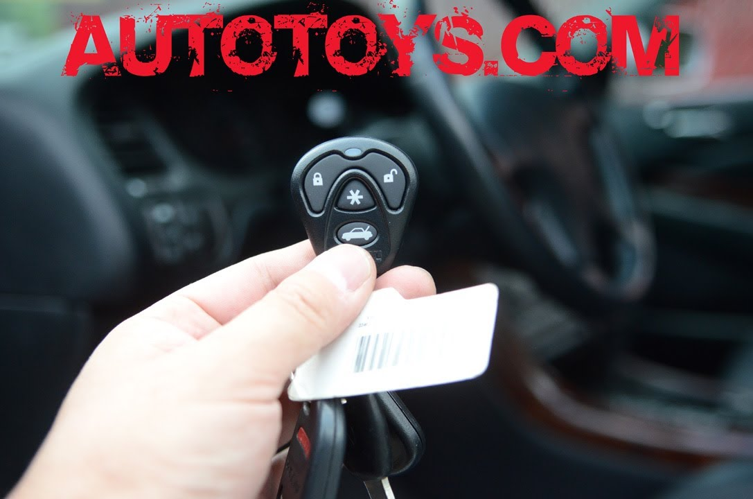 Acura Tl Remote Start By AutoToyscom IDATALINK And DEI - Acura tl remote start