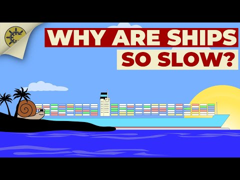 Why are ships
