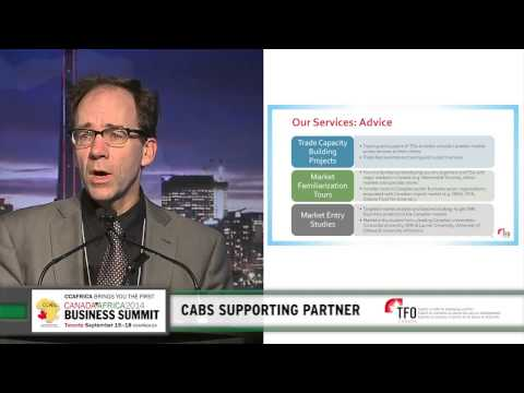 CABS - Brian Mitchell, Executive Director, TFO