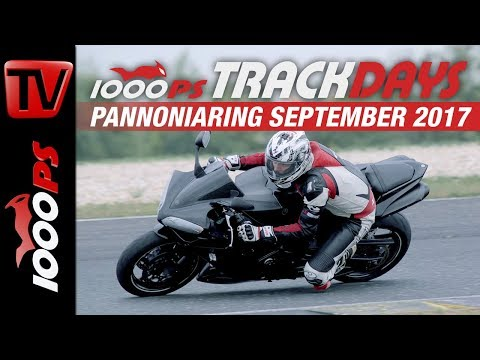 1000PS Bridgestone Trackdays - Eventvideo | Pannoniaring September 2017
