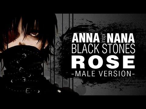 ANNA Inspi' NANA | BLACK STONES - Rose | Male Version