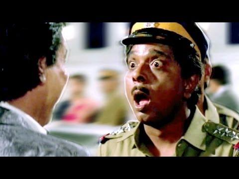 Sadashiv Amrapurkar, Kadar Khan, Aankhen - Comedy Scene 1/13