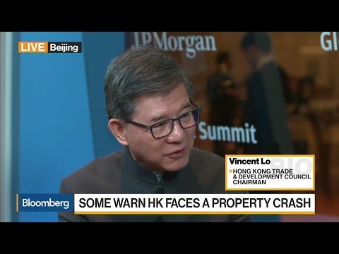 Shui On's Lo Doesn't See a Crash in Hong Kong Property
