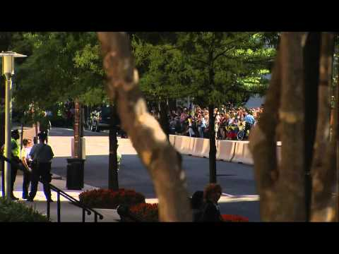 Pope Francis's second day in Washington, D.C.