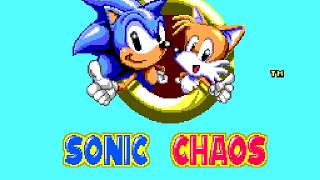 [TAS] Sonic Chaos 'Best Ending' in 14:06.723 (Master System) by The8bitbeast