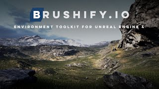Brushify - Getting started in Unreal Engine 4 (Tutorial)