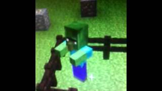 Minecraft zombi k�yl� nas?l normal haline getiril