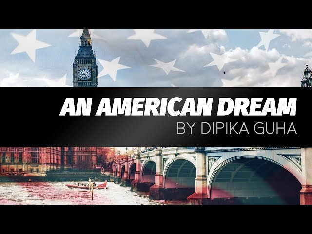 An American Dream by Dipika Guha | LIVE play reading