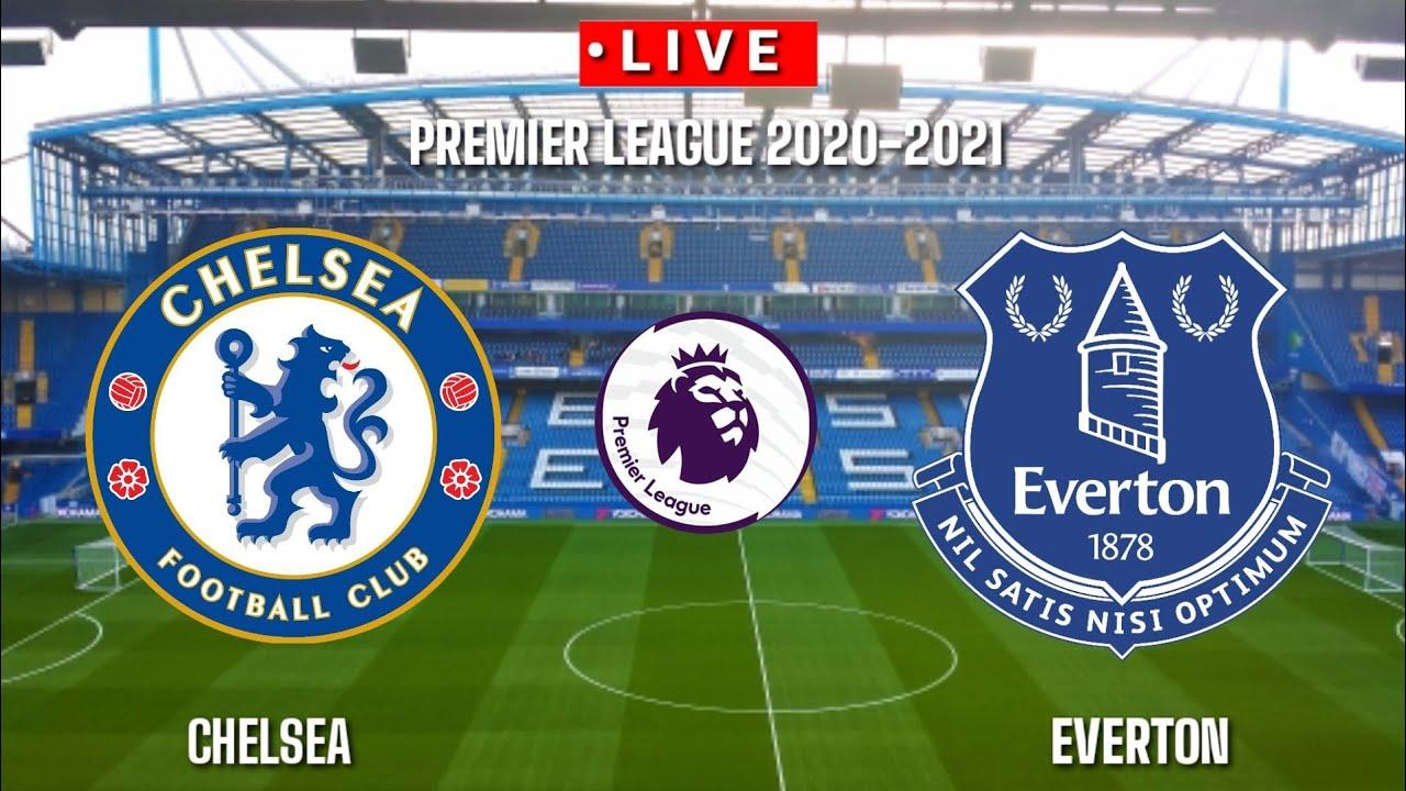 ???? [Trực Tiếp] Chelsea vs Everton premier league 2020/2021  Pes17