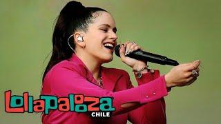 ROSALÍA - EL MAL QUERER TOUR | Lollapalooza (Chile) Live HD