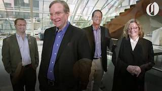 Paul Allen dies at 65: A look back at the life of Microsoft