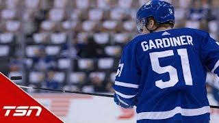 Why is Gardiner still unsigned?