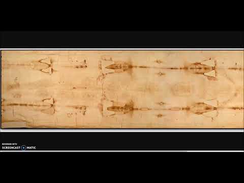 Shroud Of Turin Q & A