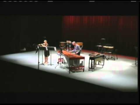 William Susman: Amores Montuños - Flute and Marimba Duo