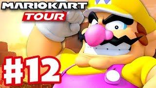 Wario! Tokyo Tour! - Mario Kart Tour - Gameplay Part 12 (iOS)