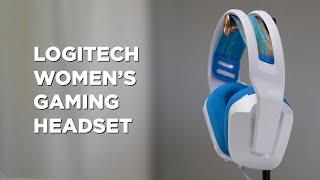 Logitech announces Gaming Headset for women! - Logitech G335
