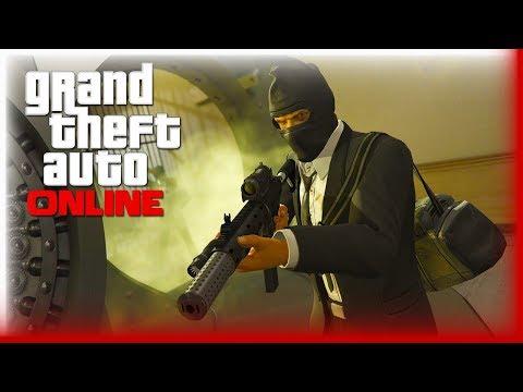 ГРАБИМ И ЕЩЕ РАЗ ГРАБИМ (2/2) ►GTA ONLINE ►Grand Theft Auto Online #5 thumbnail