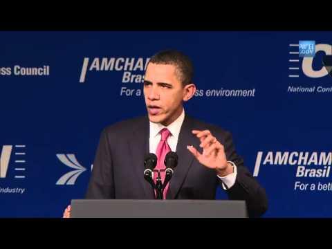 U.S.-Brazil CEO Forum Discussion