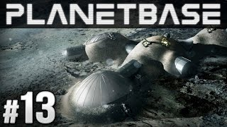 Planetbase Gameplay - Ep. 13 - SO ALONE (Let