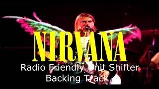 Nirvana - Radio Friendly Unit Shifter (Guitar Backing Track)