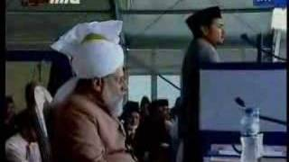 Poem Part 2 - UK Jalsa Salana 2006 (URDU)