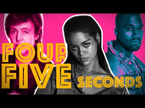 Four Five Seconds From Wylin' | Rihanna,...