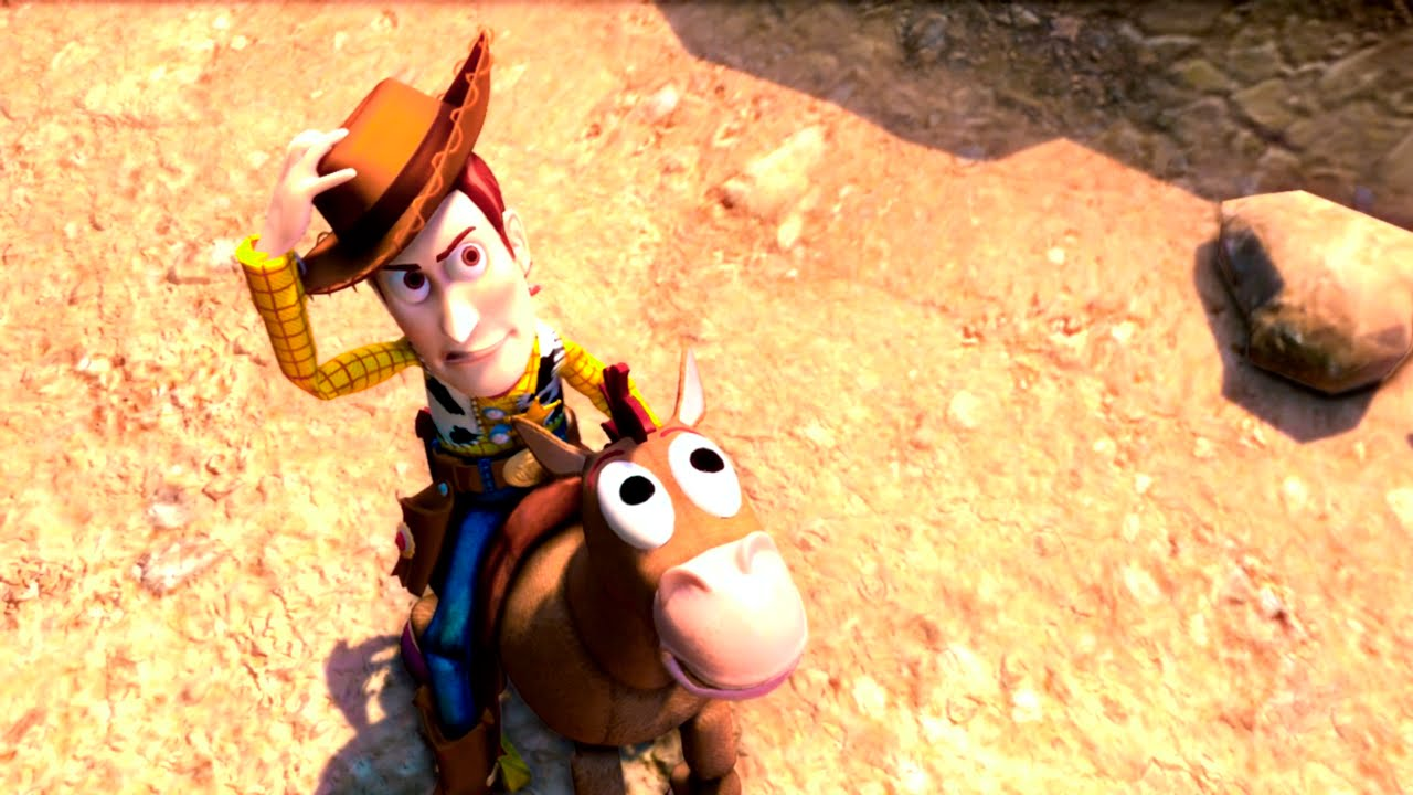 Woody Toy Story 3 Games : Toy story woody rescues the orphans disney video