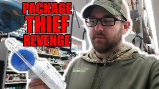 Getting Revenge on Package Thieves (With An Air Horn)