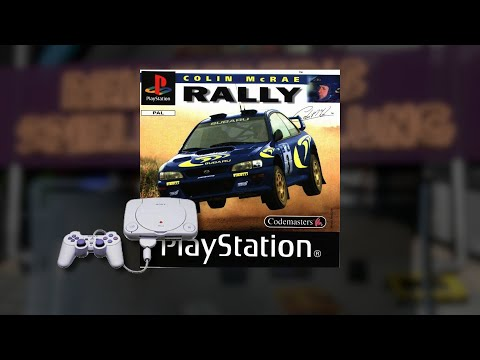 Gameplay : Colin McRae Rally [Playstation]