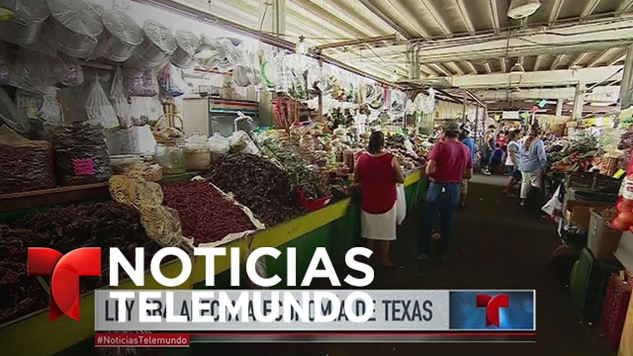 La ley antisantiuario SB4 ya golpea la economía de Texas | Noticiero | Noticias Telemundo