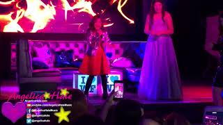angelica Hale Gives Surprise Performance of
