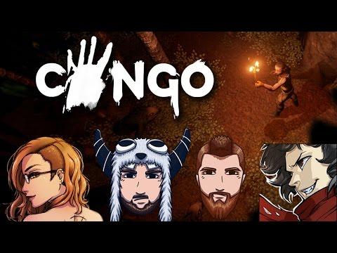 Congo ~Co-op Survival Horror Game~ ft. HarshlyCritical, MrKravin, and ManlyBadassHero