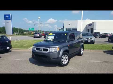 2010 Honda Element 4WD USED CAR OF THE DAY 8/26/2017