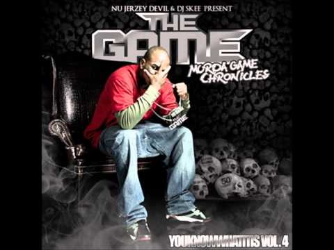 The Game- Gangsta Bop Feat Akon (new song 2012)