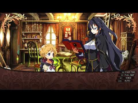 Labyrinth of Refrain: Coven of Dusk |