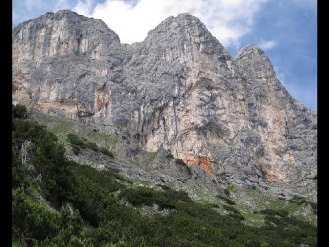 Klettersteig Hochthron : Hochthron klettersteig untersberg im juni 2015 youtube