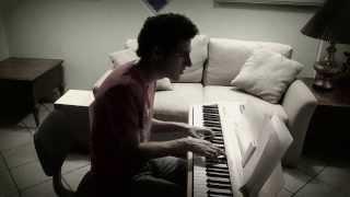 DOY UN PASO ATRAS SAMO COVER PIANO