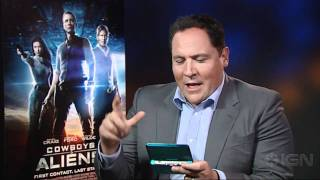 Jon Favreau on Cowboys & Aliens & Videogames