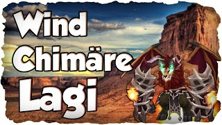 SUMMONERS WAR: Lagmaron - Die Wind Chimäre - Review + Runen! (Deutsch / German)
