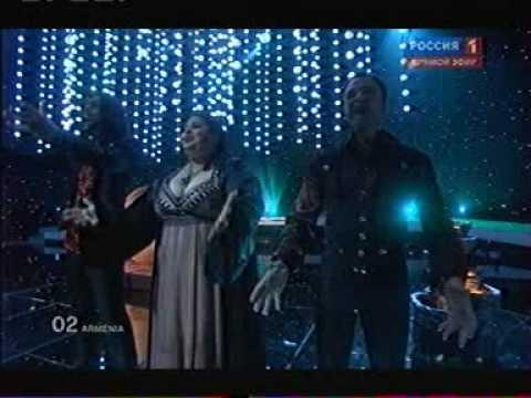 Евровидение 2010. Армения. Второй полуфинал.