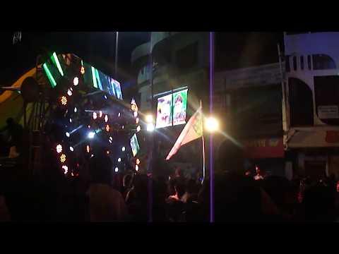 DJ BABLU PLAYING AT JUNA BUDHWAR TALIM ll KOLHAPUR GANESH VISARJAN 2017