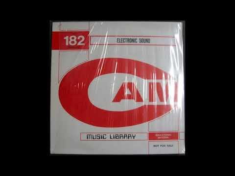 #110 - CAM 182 - Electronic Sound (1980) FULL ALBUM