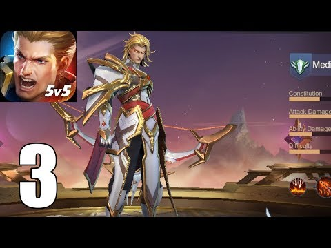 Arena of Valor ( IOS / Androi ) Gameplay #3 - Yorn