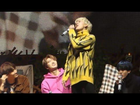 [THAI SUB] GOT7 ♥ IGOT7 3rd Fan Meeting : Part 5 (Youngjae's message + Let Me switch part 11:37)