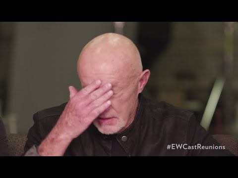 Jonathan Banks Gets Emotional During the Breaking Bad 10th Anniversary Reunion