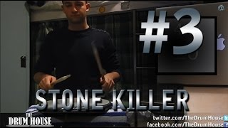 Stone Killer - Matched grip (90 BPM) | The DrumHouse