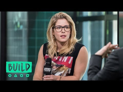 Emily Bett Rickards Discusses