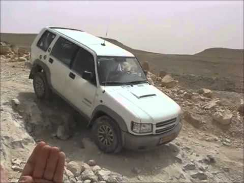 Isuzu Trooper Diesel 4jx1 Offroad 4x4 Part 1 Mobile Update Youtube