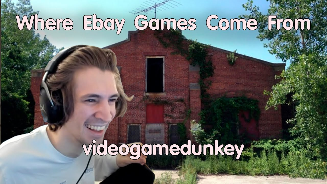 xQc Reacts To Where Ebay Games Come From
